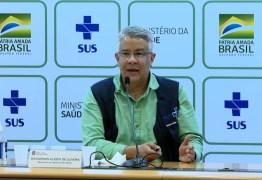 DEBANDADA: Secretário Wanderson de Oliveira, do Ministério da Saúde, pede demissão