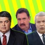 apresentadores - Bolsonaro conta com '3 mosqueteiros' para sua defesa na TV