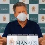 artur virgilio - Prefeito de Manaus diz que saúde do Amazonas entrou em colapso e faz apelo