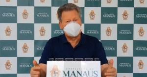 artur virgilio 300x157 - Prefeito de Manaus diz que saúde do Amazonas entrou em colapso e faz apelo