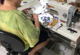 Artesãs transformam seus negócios e começam a produzir máscaras em meio ao isolamento social