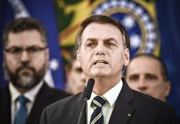RECORDISTA: Bolsonaro é um dos governantes brasileiros que mais recebeu pedidos de impeachment da história