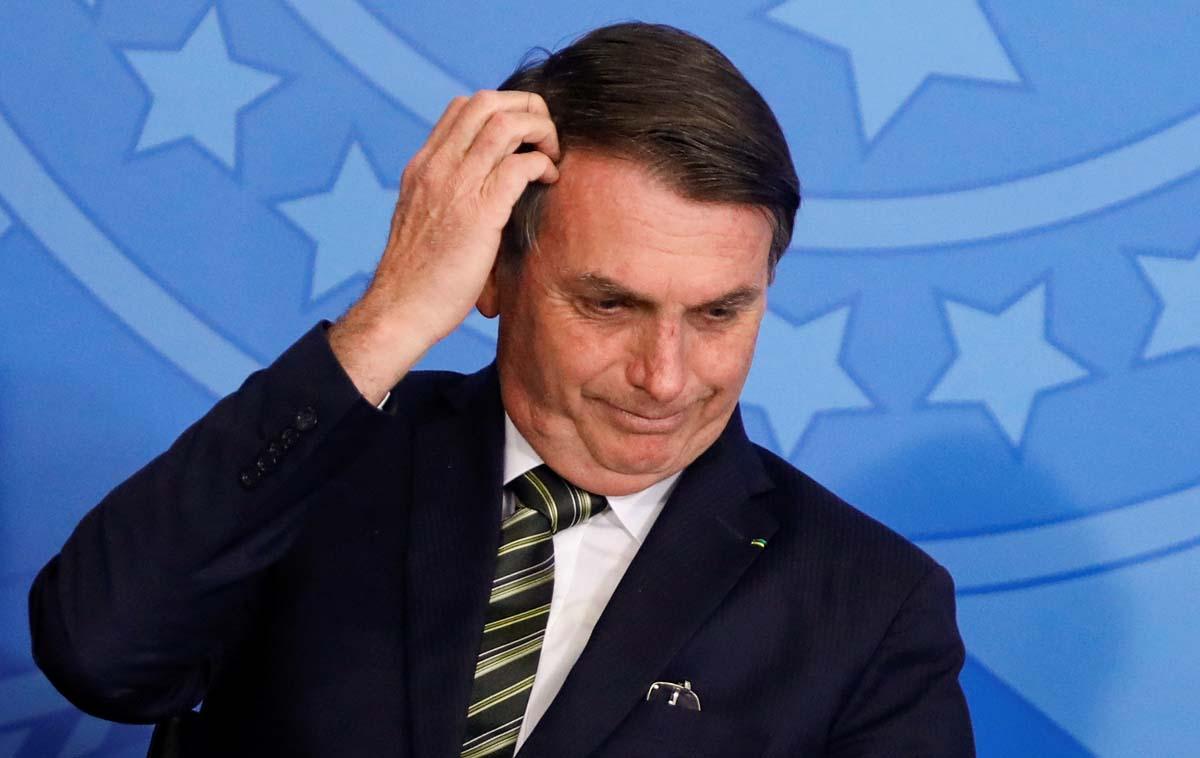 bolsonaro 7 - Bolsonaro desafia Supremo ao exaltar apoio militar e dizer que 'chegou no limite'