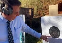 Bolsonaro deixa Palácio da Alvorada inesperadamente para praticar tiro – VEJA VÍDEO