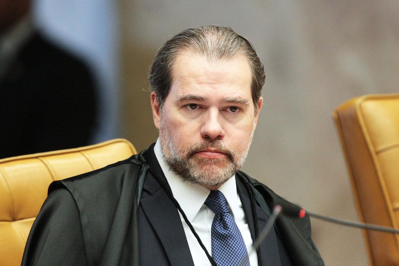 brasil stf dias toffoli 20180426 0001 copy - Presidente do STF, Dias Toffoli é hospitalizado com sintomas de Covid-19