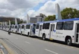 Funcionamento da frota de ônibus de Campina Grande é alterado durante feriado