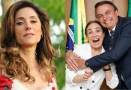 'Cadê a Regina Duarte?', pergunta Christiane Torloni durante live