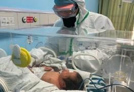 Exame descarta coronavírus em recém-nascido internado na Maternidade Frei Damião, em João Pessoa