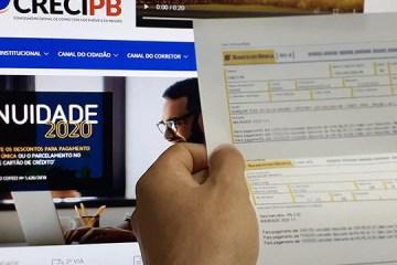 creci - CORRETORES DE IMÓVEIS: Prazo para pagamento da anuidade 2020 é adiado pelo Cofeci devido à COVID-19