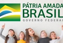 Governo Federal usa imagem só com crianças brancas em material de novo programa