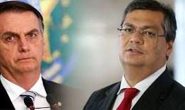 Bolsonaro manda Receita Federal processar Flávio Dino por importação de respiradores