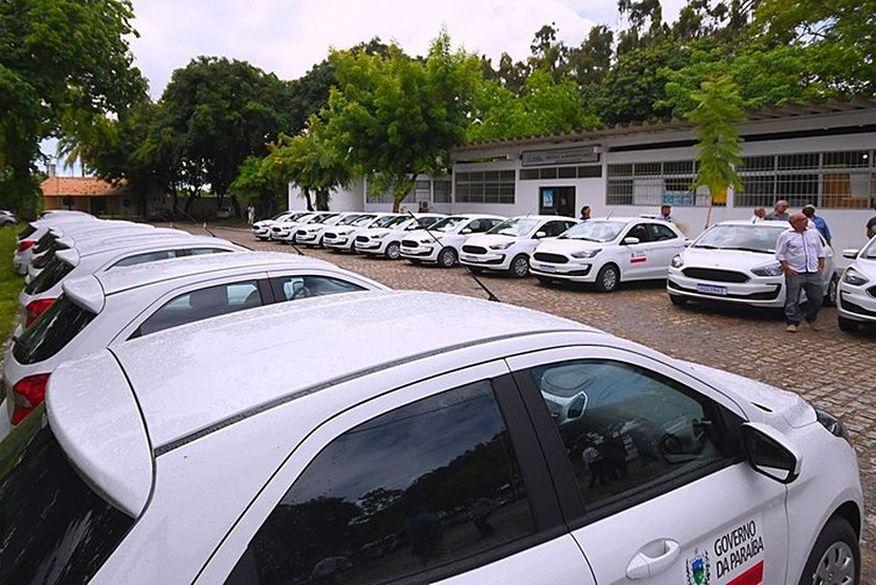 frota govpb - Com medidas de contenção do Governo, Paraíba economiza R$ 110 mil com cortes em locação de carros e R$ 2 milhões em combustível