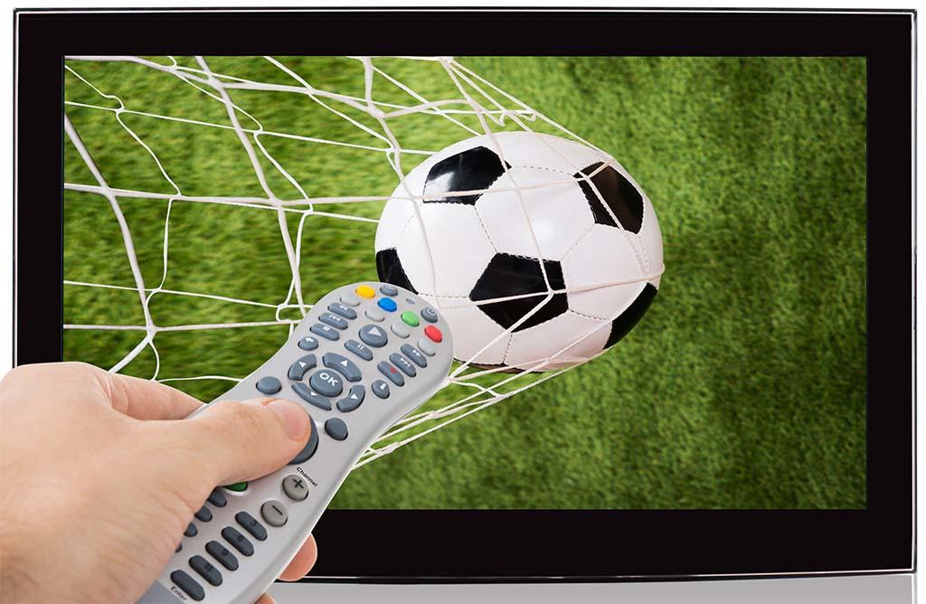 futebol tv2204 - Confira jogos de futebol na TV deste domingo (24)