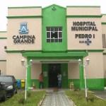 hospital pedro0204 - Duas pessoas são internadas com suspeita de coronavírus em hospital de Campina Grande