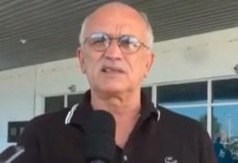 COVID-19: Ex-prefeito de Patos segue internado e quadro de saúde é considerado estável