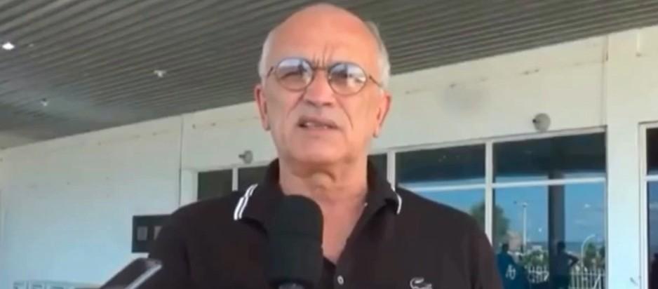 ivanes lacerda - Ex-prefeito de Patos é internado em João Pessoa com Covid-19
