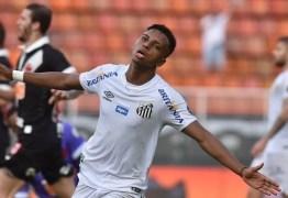 Santos cria enquete para escolher gol mais bonito da base do clube