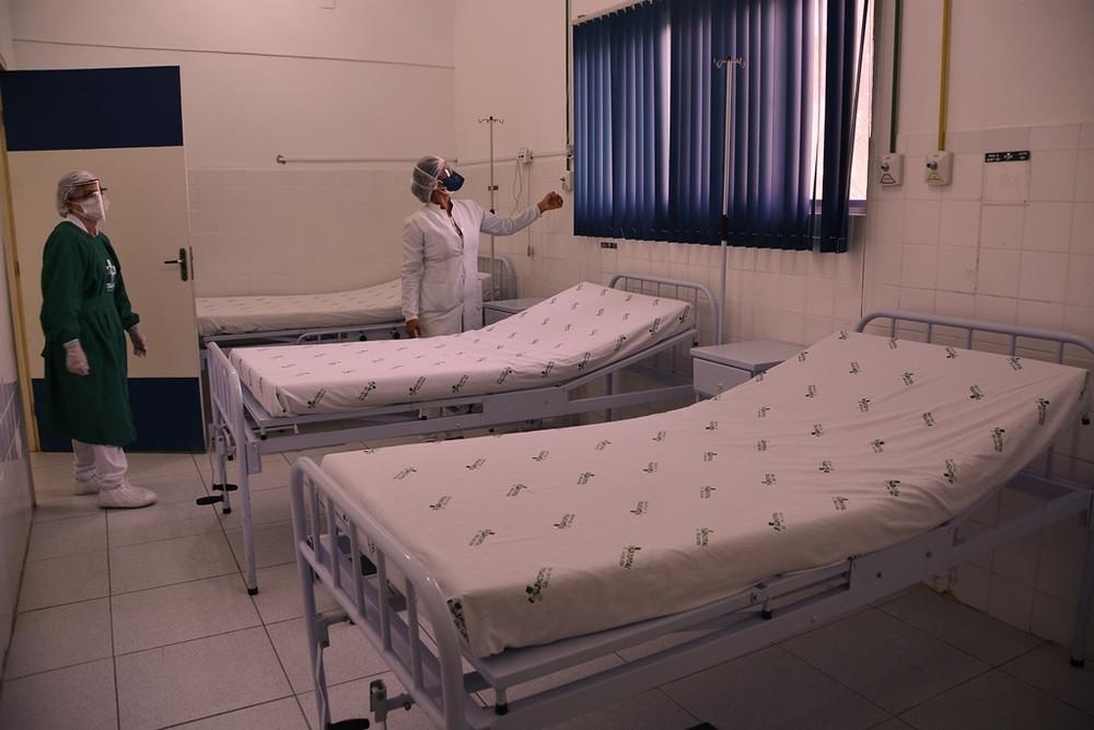 leitos no hospital sao luiz - João Pessoa tem 40 novos leitos para combate ao coronavírus