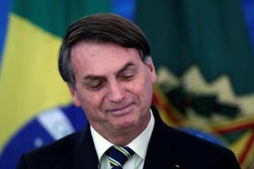 naom 5e8f2f47cd9d9 - Bolsonaro: 'Se o pessoal me ajudasse um pouquinho, o Brasil ia embora'