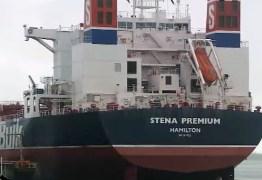 SOS STENA PREMIUM: Mensagem de áudio atribuída à tripulação denuncia ameaças de prisão se infectados pelo Coronavírus não retonassem ao navio – OUÇA