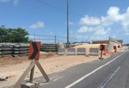 Obras interrompem trechos da BR-230 nesta terça (25), na Grande João Pessoa; confira locais