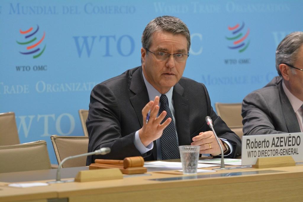 omc azevedo 1024x683 - Brasil tem boas chances de recuperação após a pandemia, diz diretor da OMC