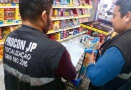 Procon-JP faz 288 inspeções, notifica 108 empresas e fecha 52 locais que estavam desobedecendo decretos