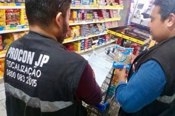 procon 1 - Procon de João Pessoa notificou 265 empresas e fechou 114 estabelecimentos em 70 dias de fiscalização