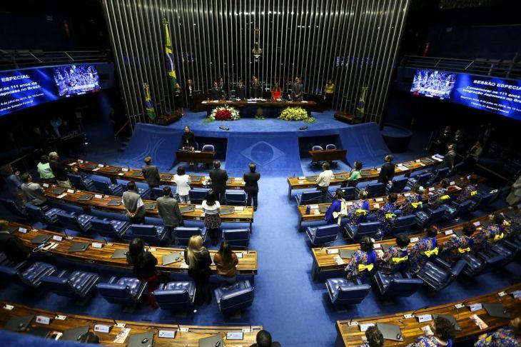 senado federal 8b235d18f3d73eaccc3b987214ea58ab - Senado aprova projeto que proíbe despejo de inquilino durante pandemia