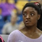 simone biles usa   wch doha 2018 oct23 26 - Após chorar com adiamento, Simone Biles espera pelos Jogos de Tóquio