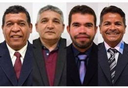 OPERAÇÃO XEQUE-MATE: Justiça manda afastar quatro vereadores de Cabedelo que haviam retomado mandatos