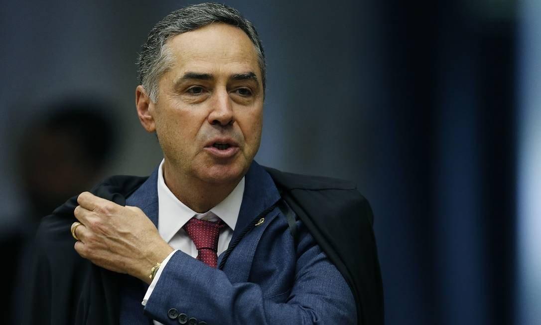 xbarroso.jpg.pagespeed.ic .Y tUwZ3luZ - 'Talvez seja inevitável adiar eleições municipais', admite Luís Roberto Barroso