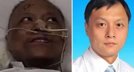 xblog doctor 2.jpg.pagespeed.ic .W6Ai5A5 Rq - Pele do rosto de médicos chineses fica escura durante tratamento contra o coronavírus