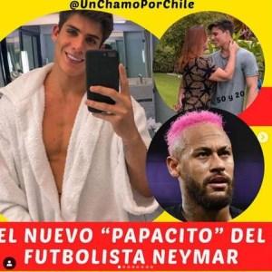 xtiago ramos10.JPG.pagespeed.ic .n zth3EtyE 300x300 - FAMA: Namorado paraibano da mãe de Neymar ganha mais de 300 mil seguidores e vira notícia internacional