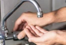Cagepa suspende abastecimento de água em três bairros de Campina Grande