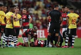 Flamengo confirma 38 casos de Coronavírus sendo três em jogadores
