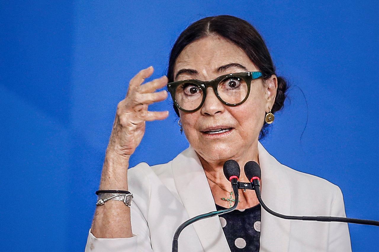 2020 03 04t182648z 709761738 rc26df9ivx99 rtrmadp 3 brazil politics - REVELAÇÃO: Tive momentos de dor e de êxtase, diz Regina Duarte sobre sua gestão na Cultura