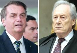 Bolsonaro afirma que divulgação dos seus exames só depende de Lewandowlski