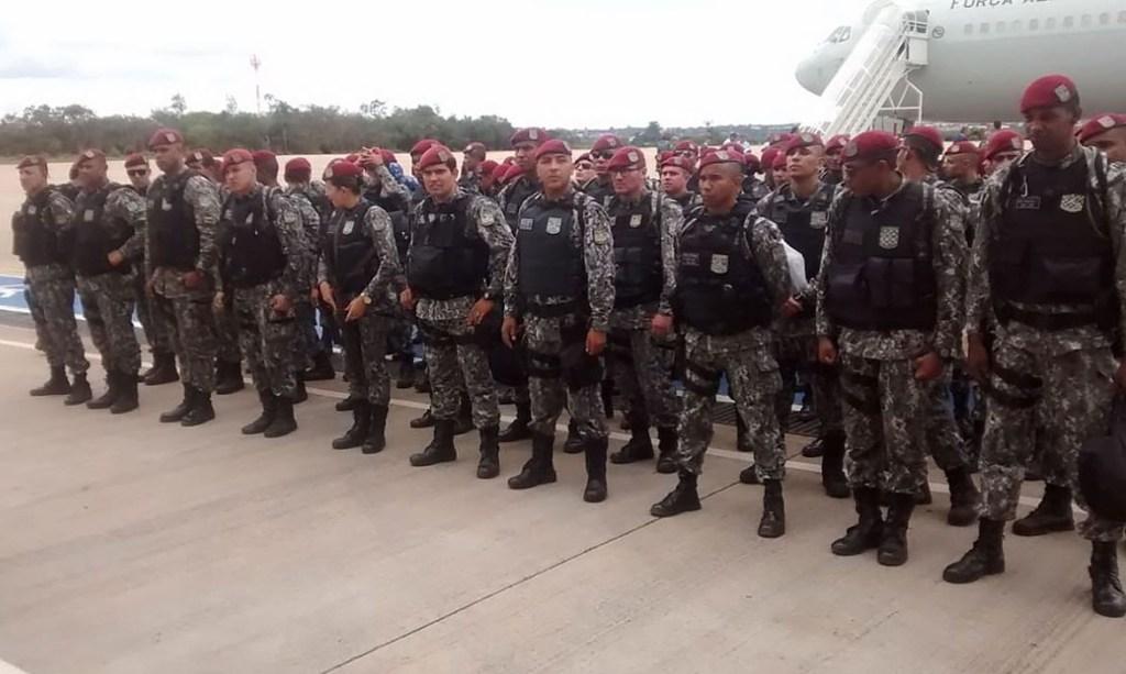 31661418977 9026cbce37 o 1024x613 - Ministério da Justiça autoriza uso da Força Nacional na Amazônia Legal