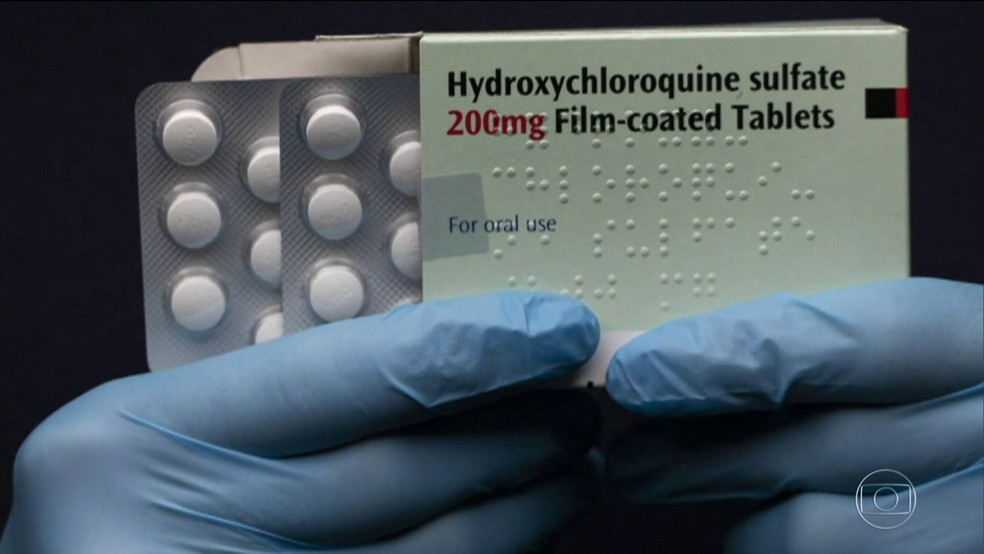 8579100 - França proíbe uso da hidroxicloroquina para tratar a Covid-19