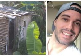 Acusado de assassinar miss foi encontrado se escondendo numa cabana em Roraima
