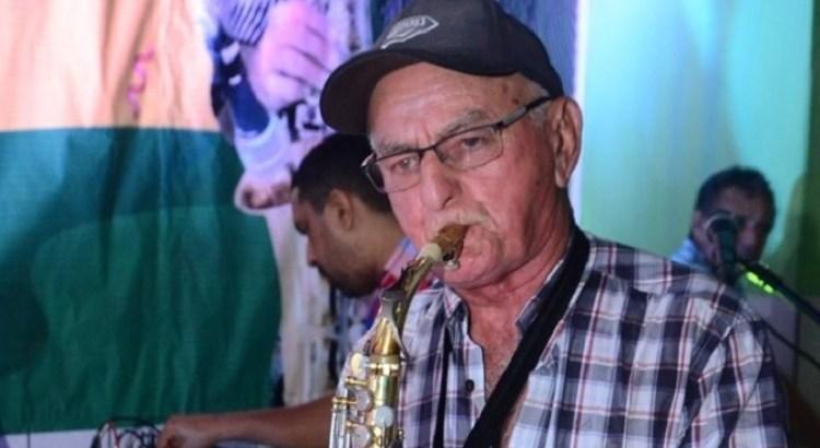 Bosco do Sax foto capa 1 - Morre em Nazarezinho o músico João Bosco Pedrosa, vítima de infarto