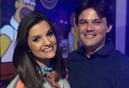 Marido de jornalista da TV Cabo Branco testa positivo e apresentadora é isolada