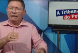 """Após prometer """"bomba"""" sobre a política de São Vicente do Seridó, carro de apresentador é alvejado por vários tiros – VEJA VÍDEOS"""