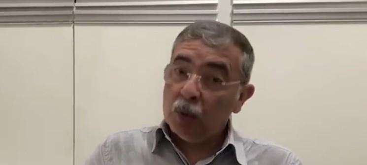 """Capturar 89 - Ex-comandante Geral da PM Paraíba ameaça STF: """"Me dê uma guarnição que eu mesmo fecho"""""""