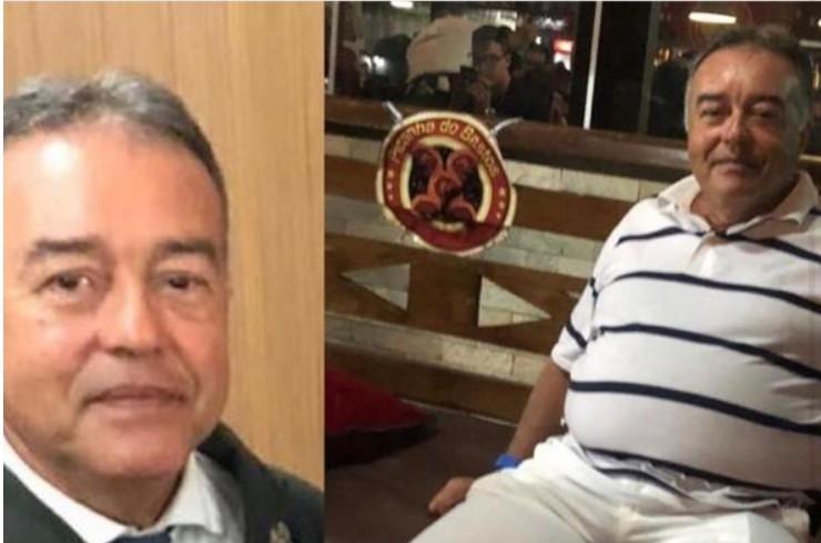 Capturar 92 - LUTO: Morre em João Pessoa o Sargento Coelho, dos quadros da Polícia Militar da Paraíba