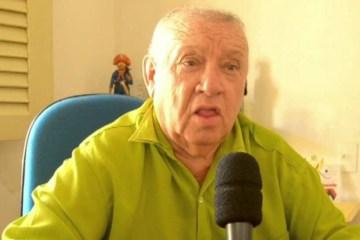 NA UTI: Jornalista Chico Cardoso sofre queda e será transferido para Campina Grande