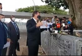 Bolsonaro admite que falou 'PF' em reunião ministerial e diz que 'interferência' visou a segurança familiar
