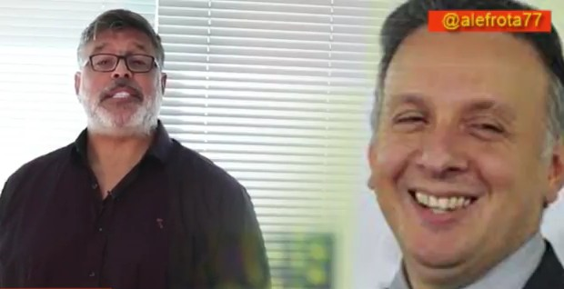 Capturard 2 - DE OLHO NA CADEIRA DE MAIA: Aguinaldo Ribeiro e o PP sempre se beneficiaram de propinas da Petrobras e da Saúde, diz Alexandre Frota - VEJA VÍDEO