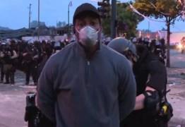 Repórter da CNN é preso ao vivo ao cobrir protestos em Minneapolis – VEJA VÍDEO